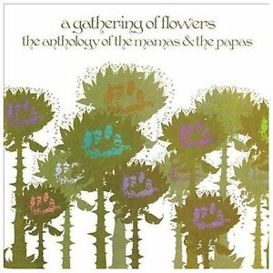 The-Mamas-and-the-Papas-A-Gathering-of-Flowers-Folk-Rock-CD-FREE-DOMESTIC-S-H