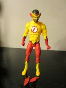 DC Comics Multiverse Wally West 6-Inch Action Figure Kid Toy Gift
