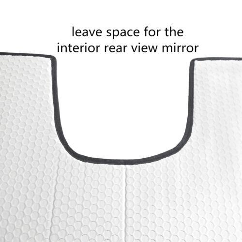 Fit For BMW X5 Front Windshield Window Custom Sun Shade UV Block