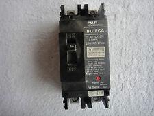 Fuji Electric Circuit Breaker 5A   240VAC  2 Pole       BU-ECA 2005  BU-ECA2005