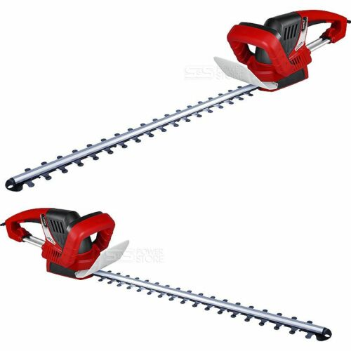 Elektro Heckenschere Matrix HT 710-500 52cm Schnittlänge 710 W Zahnabstand 24 mm