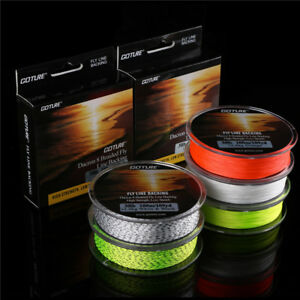 100M/109yds Fly Fishing Line Backing 20LB 8 Strands Dacron Braided Line
