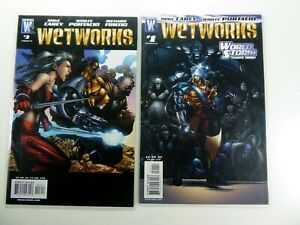 Wildstorm-WETWORKS-2006-3-4-5-6-7-10-11-12-13-15-LOT-MORE-VF-NM-Ships-FREE