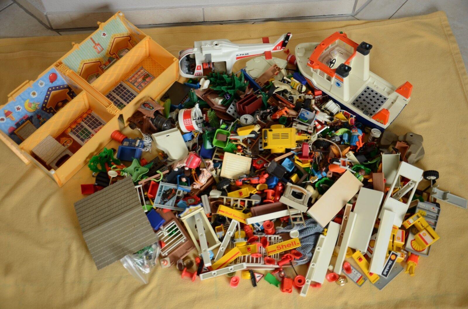 Playmobil Sammlung Konvolut KG Reste