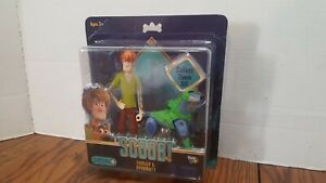 Scooby-Doo Movie Action Figure 2 pack Shaggy and Dynomutt New Scoob