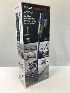 Dyson-V10-Animal-Cordless-Vacuum-Cleaner-Purple-New-Sealed