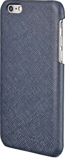 low priced d4026 57bcc Cole Haan Leather Case Hatch Marine Blue Apple iPhone 6 / 6s for ...