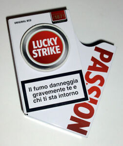 lucky strike metal box cigarette cases in metal collection excellent