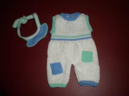 35-40 cm Puppenkleidung Kleidung & Accessoires Süße Puppengarnitur 2-teilig Gr