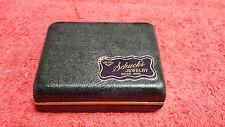 Vintage Anson Money Clip Gold Tone NOS Original Box LOU FOSTER COLONIAL MANOR
