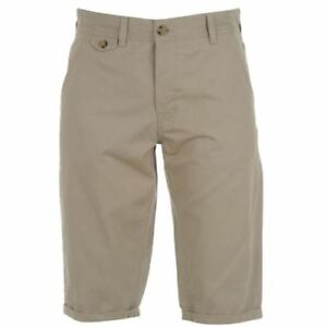 Kangol-Enfants-Junior-Garcons-Short-Chino-Pantalon-Boutons-Pantalon-Court-B142-5