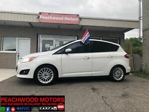 2013 Ford C-Max Certified - Navi - Roof!