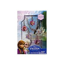 Disney Frozen Fever Girl's 5-Piece Charm Bracelet Set (Styles will vary)-New!