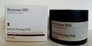 Perricone-MD-DMAE-Firming-Pads-Daily-Treatment-60-PADS-Brand-NEW-in-a-BOX-SEALED