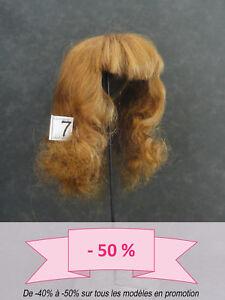 50% PROMO PERRUQUE de POUPEE T7 (28.5cm)