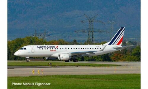 Herpa Wings 1:500 Embraer 195 Air France HOP 534208