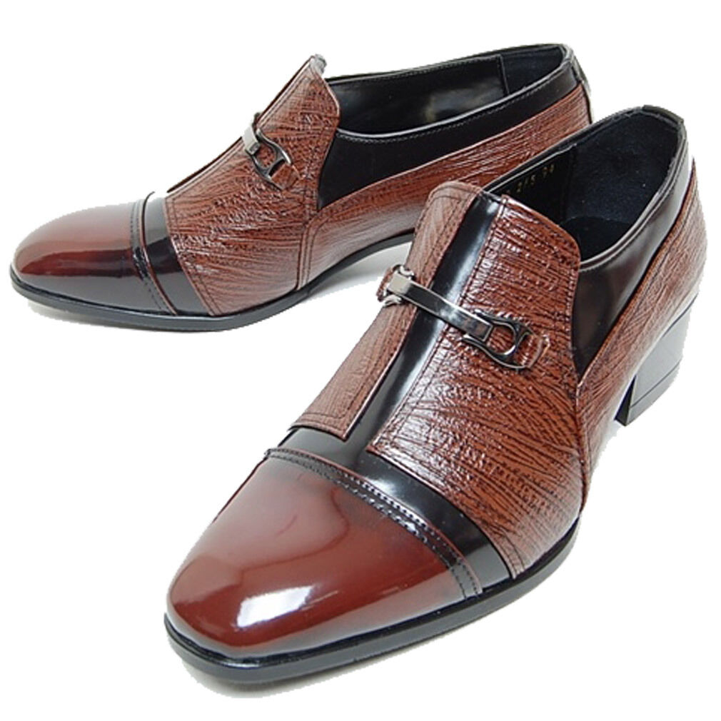 Epicsnob Uomo Shoes Genuine Cow Pelle Dress Formal Casual Oxfords Us 6~9.5