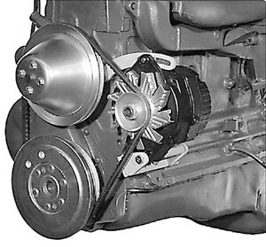 chevy 6 cylinder engine diagram alan grove chevy 235 1955 - 1962 6 cylinder alternator ... bmw 6 cylinder engine diagram #12
