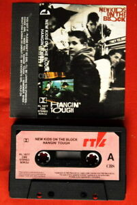 NEW-KIDS-ON-THE-BLOCK-HANGIN-TOUGH-EXYU-CASSETTE-TAPE
