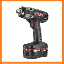 """Craftsman C3 ½"""" 1/2"""" Heavy Duty Impact Wrench Kit Powered by 4Ah XCP w/battery"""