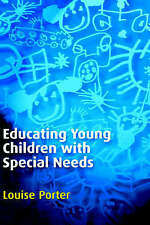 Educating Young Children with Special Needs, By Louise Porter,in Used but Accept