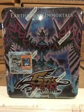 Yu-Gi-Oh! Earthbound Immortals Tin For Card Game CCG TCG
