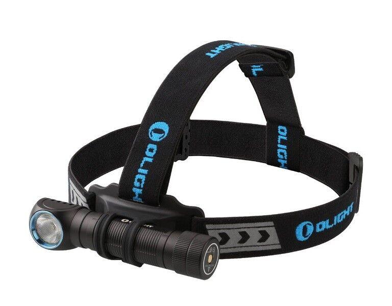 Olight H2R Nova NW 18650 LED Linterna Recargable 2000LM