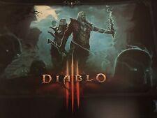 BlizzCon 2016 Diablo 3 Reaper Of Souls Necromancer Poster Blizzard Rare