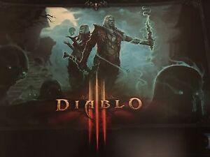 Diablo III Tyrael Poster HIGH QUALITY by ThePosterPrints ...  |Diablo Iii Poster