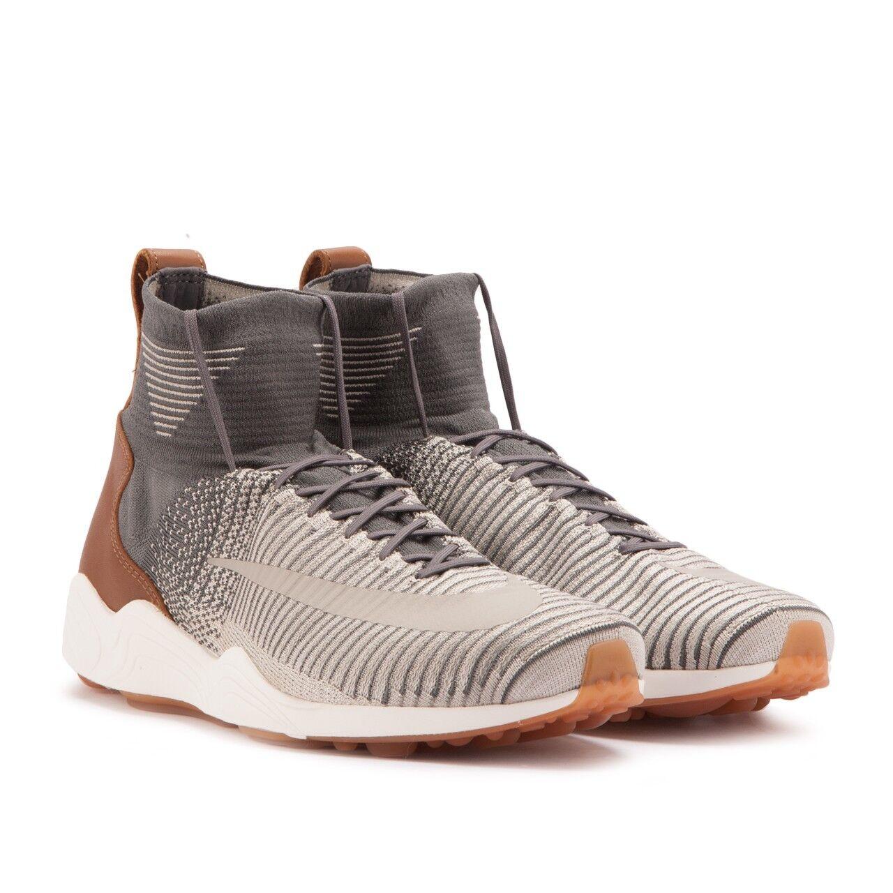 Nike Zoom Mercurial XI FK Casual Shoe Mens SZ 9 Dark Grey Pale Grey 844626 003