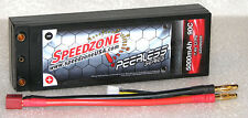 Speedzone 5000 mAh 90C Hard Case Lipo 2S 7.4V 1/10 Reedy Losi VTA Traxxas NIB