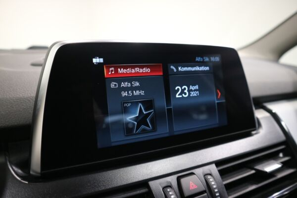 BMW 218i 1,5 Gran Tourer Connected aut. 7prs - billede 5