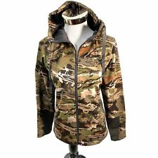 Realtree Xtra Carhartt 101433 Women/'s Clarksburg Camo Sweatshirt XS