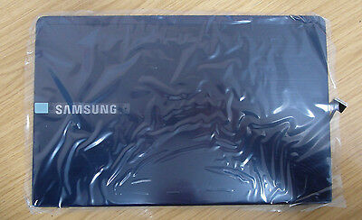 New Grey Replacement LCD Back Cover for Samsung NP470R5E NP510R5E BA75-04613A US