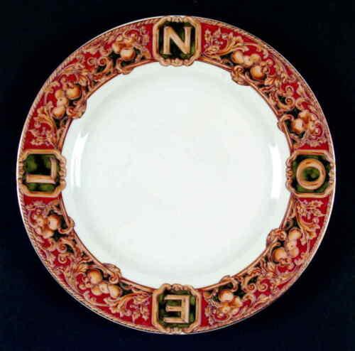 American Atelier NOEL Dinner Plate S1853999G2