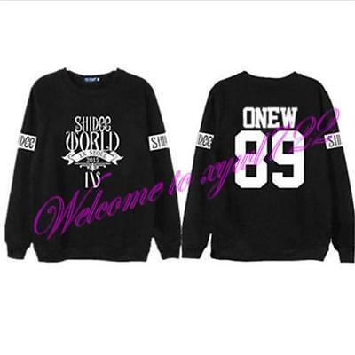 Kpop SHINEE key jonghyun minho taemin onew Unisex SWEATER Sweatshirt Tshirt New