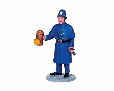 New Lemax Figurines Polyresin 12904 Nighttime Patrol New 2016