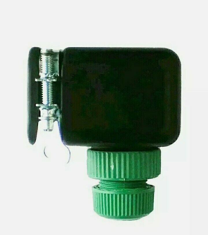 LARGE SQUARE MIXER KITCHEN TAP TO GARDEN HOSE PIPE CONNECTOR ADAPTER WATER TAP