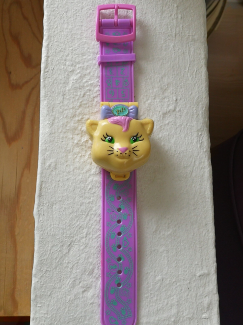 Polly Pocket, Polly Pocket katte armbånd, BlueBird 1995,…