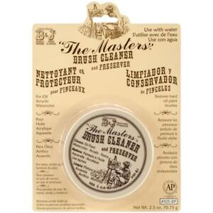 The Masters Brush Cleaner and Preserver - 75ml