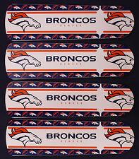 """New NFL DENVER BRONCOS 42"""" Ceiling Fan BLADES ONLY"""