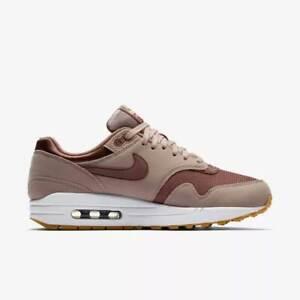 Details zu Nike Air Max 1 WMNS Damenschuh Air Max Schuhe Frauen Sneaker Sportschuhe Taupe
