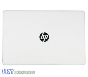 NEW HP 17-AK 17-BS 17AK 17BS Lcd Back Cover Assembly White 926490-001 926482-001