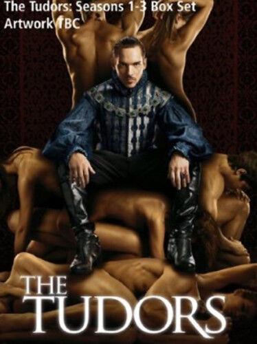 1 of 1 - The Tudors: Seasons 1-3 DVD (2009) Jonathan Rhys Meyers