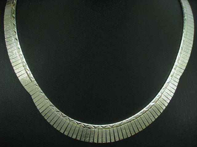 835 silver COLLIER   ECHTsilver   45,1cm   32,2g