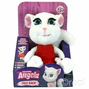 Official Talking Angela Friend Toy Repeating Every Word Talkback