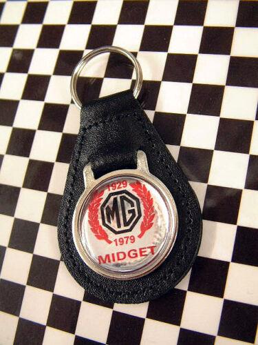 MG Midget 50th Anniversario Portachiavi
