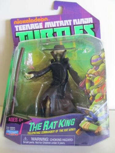 """Teenage Mutant Ninja Turtles /""""THE RAT KING/"""" Figure Commander of the Rat Army"""