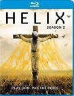 Helix Season 2 Blu-ray Second Season 3 Disc