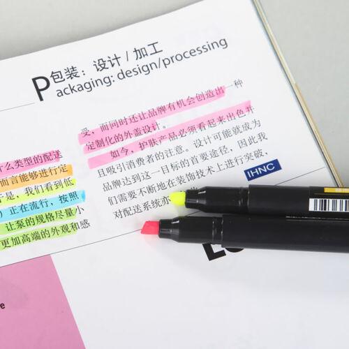 Lumina Highlighter Office School Supply Blue Marker Pen Student Stationery Pen